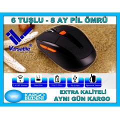 KABLOSUZ MOUSE MAUS WIRELESS MOUSE VERSATİLE