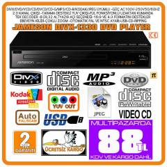 JAMESON DWIX-1330 DVD PLAYER  MEDYA OYNATICISI