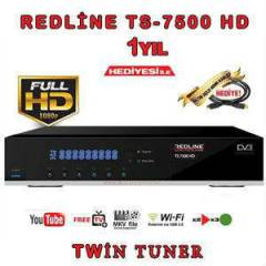 Redline TS 7500 FULL HD Twin Tuner