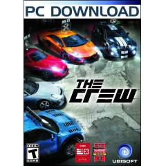 THE CREW STANDARD PC UPLAY CD KEY