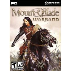 MOUNT & BLADE WARBAND PC/MAC/LINUX STEAM CD KEY