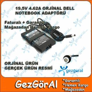 DELL ORJ�NAL NOTEBOOK ADAPT�R� 19.5V 4.62A