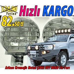 �ift 21 Cm Off Road Sis Far� KAMPANYALI Kromlu