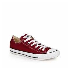 Orjinal Converse All Star Bordo
