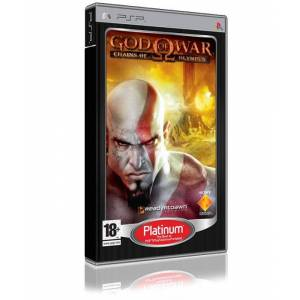 PSP GOD OF WAR CHAiNS OF OLYMPUS SIFIR STOKTA!!!