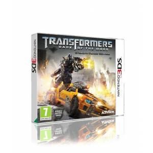 TRANSFORMERS Dark of Moon 3DS SIFIR PAL STOKTA!!