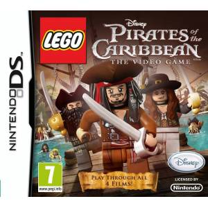 LEGO Pirates of Caribbean DS DSi OYUN(SIFIR ORJ)