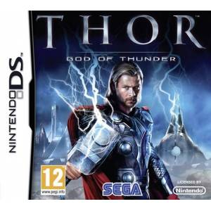 NiNTENDO DS THOR GOD OF THUNDER SIFIR OYUN