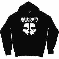 Call Of Duty Ghosts Kapşonlu Sweatshirt