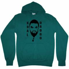 Game Of Thrones Khal Drogo Kapşonlu Sweatshirt