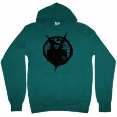 V For Vendetta -3- Kapşonlu Sweatshirt