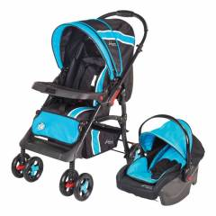 JOHNSON TRAVEL SİSTEM PUSETLİ BEBEK ARABASI SET