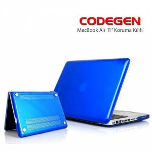 Codegen 11`` Macbook Air Lacivert Notebook K�l�f
