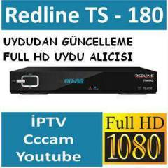 REDLİNE TS180 FULL HD UYDU ALICISI