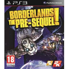 borderlands the pre-sequel ps3 oyun (worldbazaar