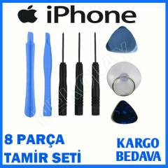 iPhone 4/ 4S/ 5/ 5C/5S Tornavida Seti Tamir Set