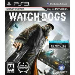 WATCH DOGS PS3 OYUNU WORLDBAZAAR