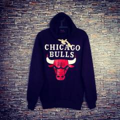 NEW! HOODİE CHİCAGO BULLS SWEATSHİRT NBA obey