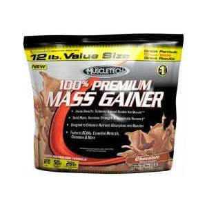 MUSCLETECH PREMIUM MASS GAINER 5.44kg