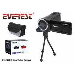Everest DV-006B 12 Mps Video Kamera
