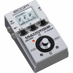 Zoom MS-50G Multi Stompbox Elektro Prosesörü
