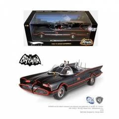 Batman Hot Wheels 1/18 Batmobile 1966 TV Series