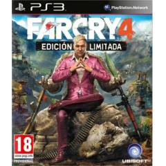 Ps3 FAR CRY 4 - FARCRY 4 PS3 OYUN