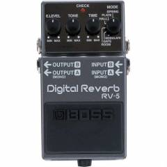 Boss RV5 Digital Reverb Pedal