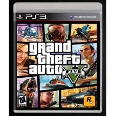 GTA V PS3 GRAND THEFT AUTO 5 PS3 OYUNU