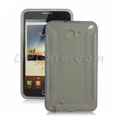 SAMSUNG GALAXY NOTE KILIF SOFT TPU+2 FİLM ŞEFFAF