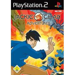 PLAYSTATİON 2 JACKIE CHAN ADVENTURES KAMPANYA