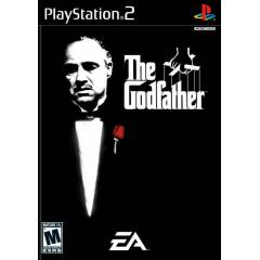PLAYSTATİON 2 THE GODFATHER  KAMPANYA JAPON