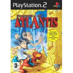 PLAYSTATİON 2 EMPIRE OF ATLANTIS  KAMPANYA JAPON