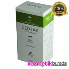 Deotak Krem Deo Plus 35 ML. UNISEX