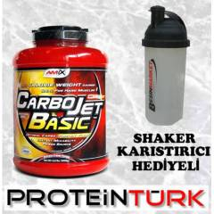 AMIX Carbojet Basic Weight Gainer 3 kg �ikolata