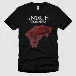 Game Of Thrones: North Remember Erkek Ti��rt