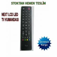 NEXT LCD LED TV KUMANDASI 1. KALİTEDE