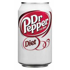Dr. Pepper Diet Kutu 355 ml.