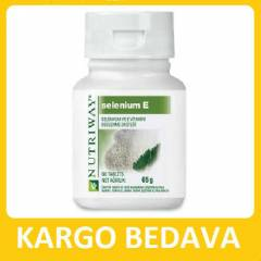 AMWAY NUTRİWAY SELENİUM E 60 TABLET