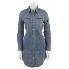Levis Long Sleeve Westrn Dress