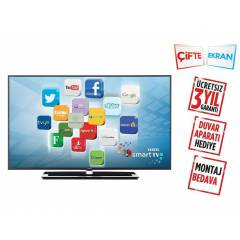VESTEL 3D SMART 42PF8575 106 EKRAN LED TV 600hz