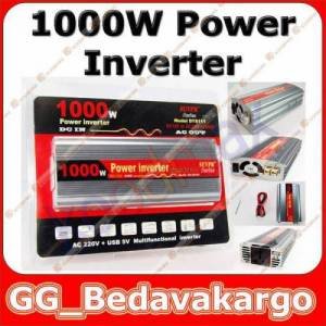 Power inverter invert�r 1000W Ara� i�in