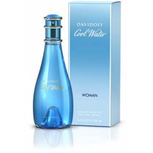 DAVIDOFF COOL WATER WOMAN 100 ML EDT PARF�M