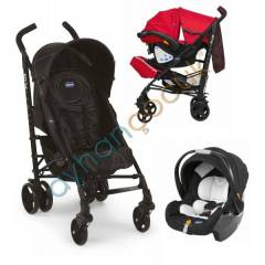 Chicco lite Way Plus Travel Sistem Bebek Arabası