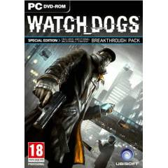 PC WATCH DOGS SPECIAL ED.