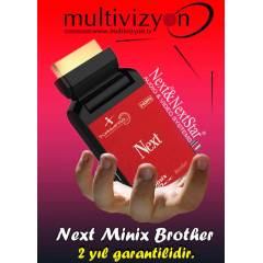 Next Minix brother hd uydu alıcısı
