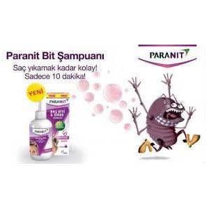 PARAN�T 200 ML �AMPUAN B�T VE S�RKE