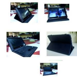 Dell XPS 10 10,1  �N�H STANTLI TABLET  KILIF
