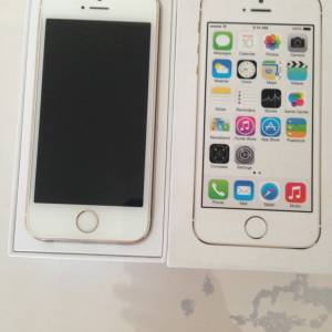 APPLE �PHONE 5S 16GB GOLD SIFIR KAMPANYA 1729TL.