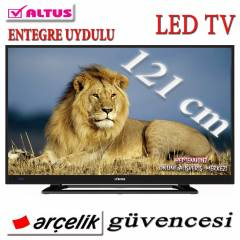 ALTUS AL48L 121 CM FULL HD UYDULU LED TV